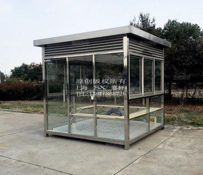 决定不锈钢岗亭尺寸的4个因素_不锈钢岗