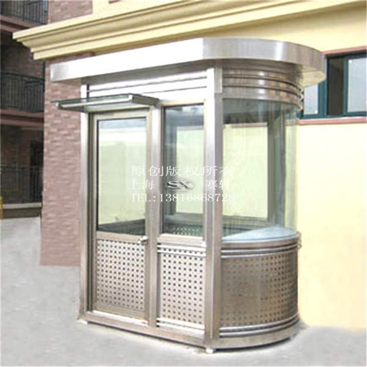 不锈钢岗亭ZB-L015